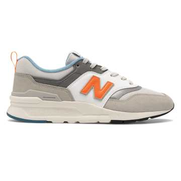 New Balance 997H, Rain Cloud with Dark Mango