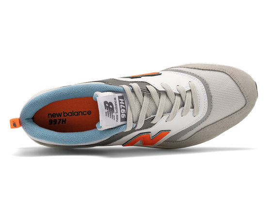 997H primary colour sneakers Men
