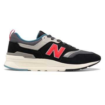 New Balance 997H, Magnet with Energy Red