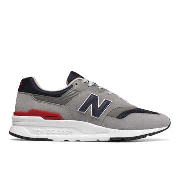 New Balance 997H, Team Away Grey with Pigment