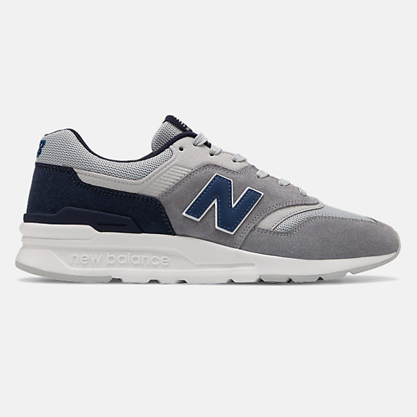 New Balance 997H男女同款复古休闲运动鞋 经典百搭, CM997HCK