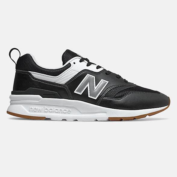 New Balance 997H男女同款复古休闲运动鞋 经典百搭, CM997HCO