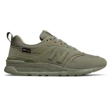 New Balance 997H, Covert Green with Slate Green