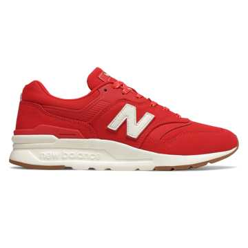 New Balance 997H, Team Red with Sea Salt