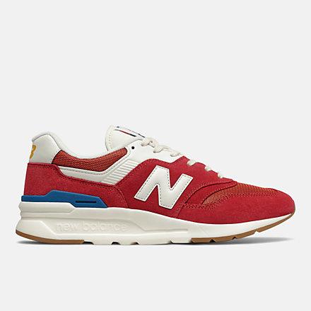 new balance 247 rouge