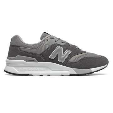 New Balance 997H系列男女同款复古休闲鞋, 灰色