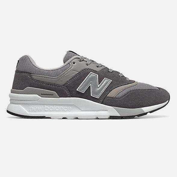 New Balance 997H系列男女同款复古休闲鞋, CM997HXL