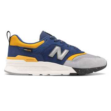New Balance 997H, Techtonic Blue with Steel