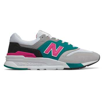 New Balance 997H, Nimbus Cloud with Verdite