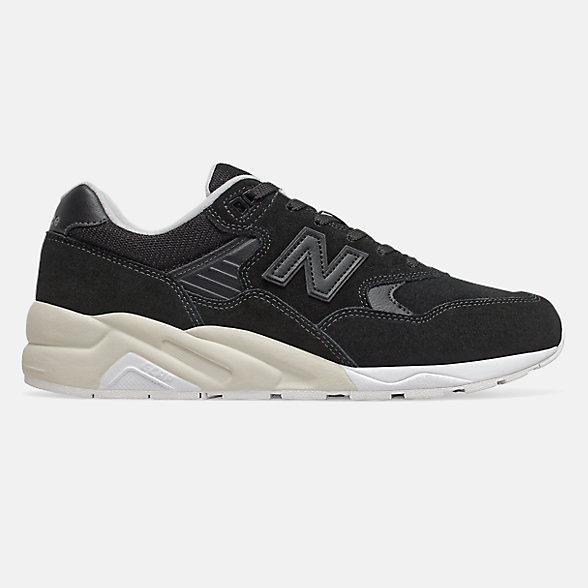 New Balance 580系列男女同款复古休闲鞋, CMT580B