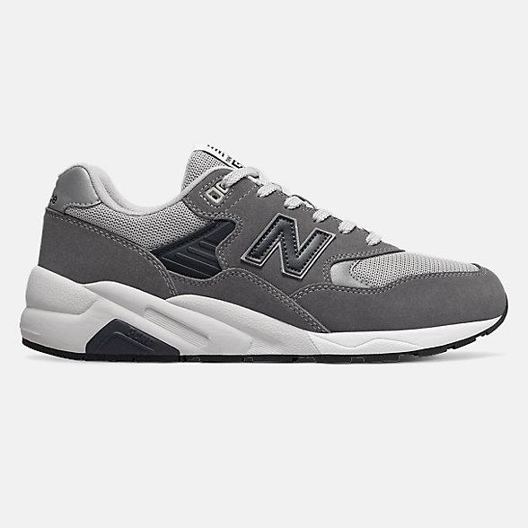 New Balance 580系列男女同款復古休閑鞋, CMT580CA