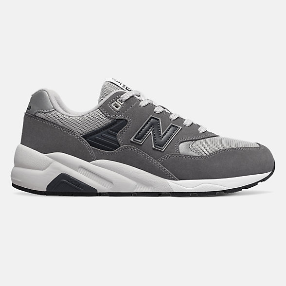 New Balance 580系列男女同款复古休闲鞋, CMT580CA