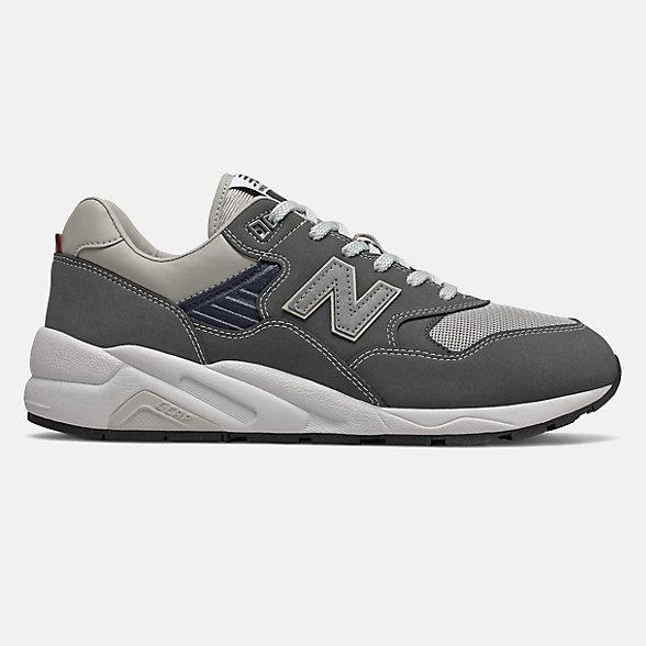 New Balance 580系列男女同款复古休闲鞋, CMT580CE