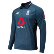 NB ECB Replica Long Sleeve Polo Odi, North Sea