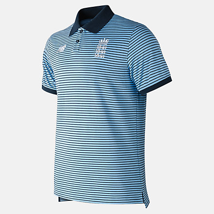 NB ECB Travel Polo WC19, CMT9018BL image number null