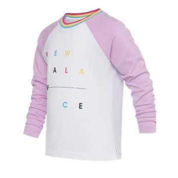 New Balance 儿童长袖T恤, LPU