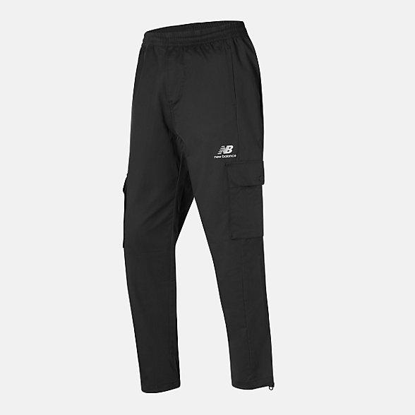New Balance 男款休闲工装裤, AMP12397BK
