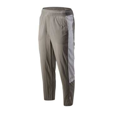 New Balance 余文乐同款复古梭织长裤, WAC