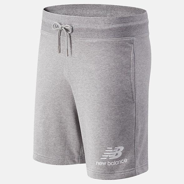 New Balance 男款休闲针织短裤, AMS03558AG