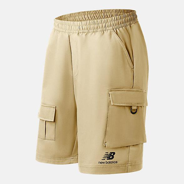 New Balance 男款休闲工装短裤, AMS12364RSI