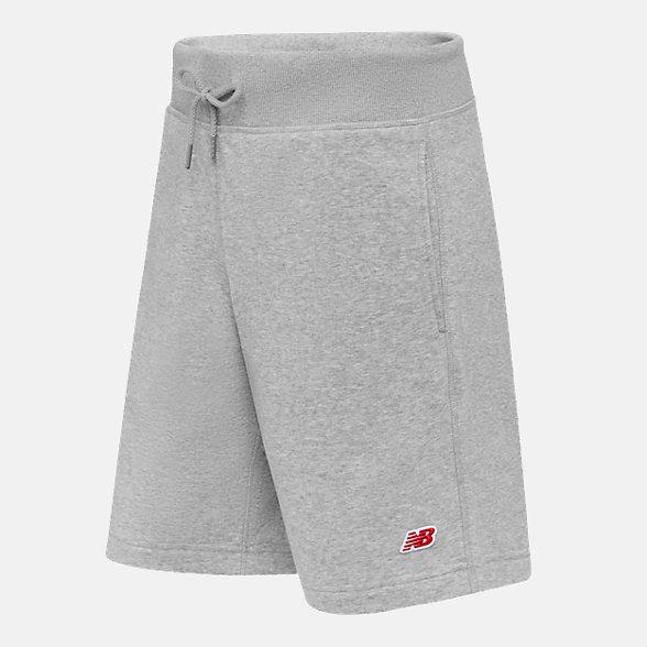 New Balance 男款休闲针织短裤, AMS91525AG