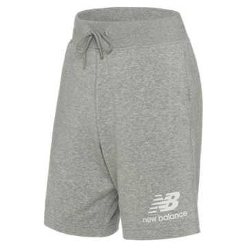 New Balance 男款休闲针织短裤, AG