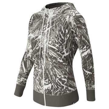 New Balance 针织外套 女款  舒适面料 运动休闲, CGN