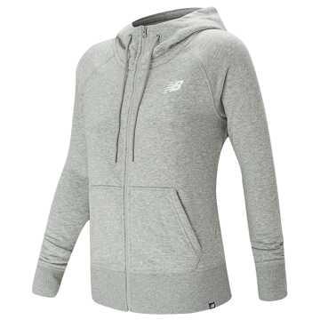 New Balance 针织外套 女款 舒适面料 运动休闲, AG