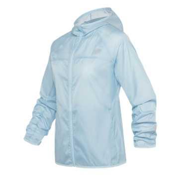 New Balance 女款梭织外套 轻薄舒适 简洁有型, AIR