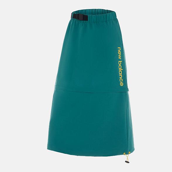 New Balance 张子枫同款女款半身裙, AWK03363SEL