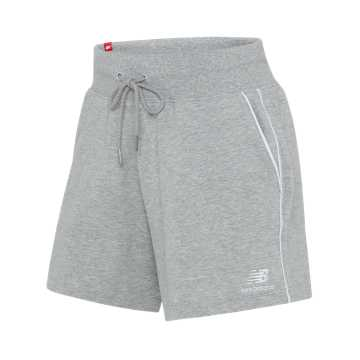 New Balance 女款针织短裤, AG