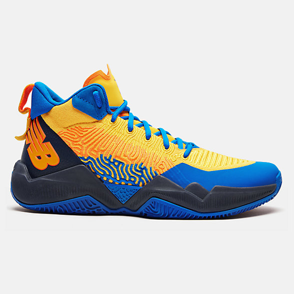 "New Balance ""City Edition""2WXY系列男款篮球鞋, BB2WXYUD"