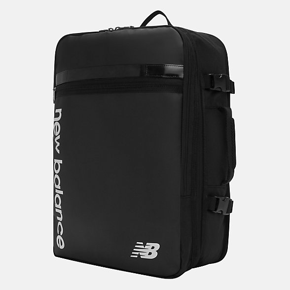 New Balance 男女同款休闲双肩包书包, GC923013BK