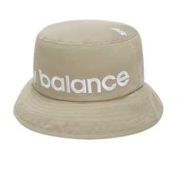 New Balance 男女同款時尚漁夫帽, BEI