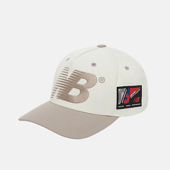 New Balance 男女同款棒球帽, GD922033IV