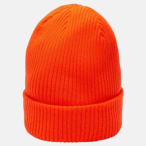 New Balance 男女同款毛线针织帽, JACL0754DME