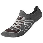 New Balance 运动船袜 男款 舒适柔软 运动百搭, ABK