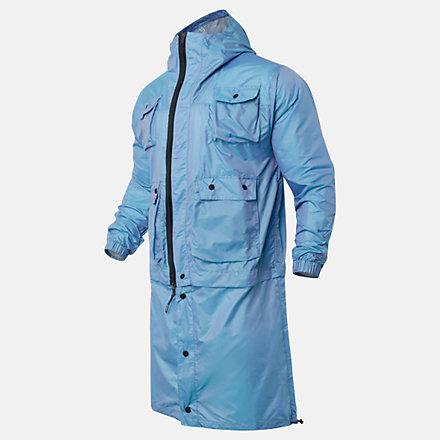 New Balance SPEEDRIFT Unisex Jacket, MJ03910LAN image number null