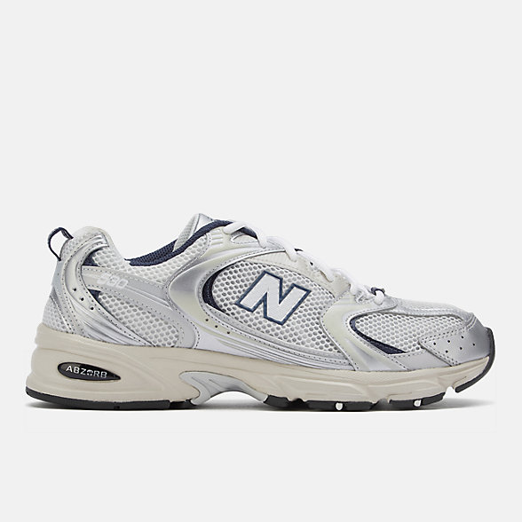 New Balance 530系列男女同款复古老爹鞋, MR530KA