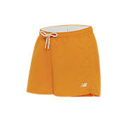 New Balance 女款休闲梭织短裤, MY