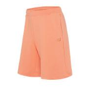 New Balance 女款休闲针织短裤, CR