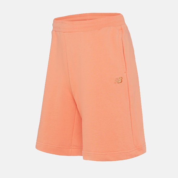 New Balance 女款休閑針織短褲, NV92E012CR