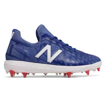 New Balance COMPv1, Blue with White & Red