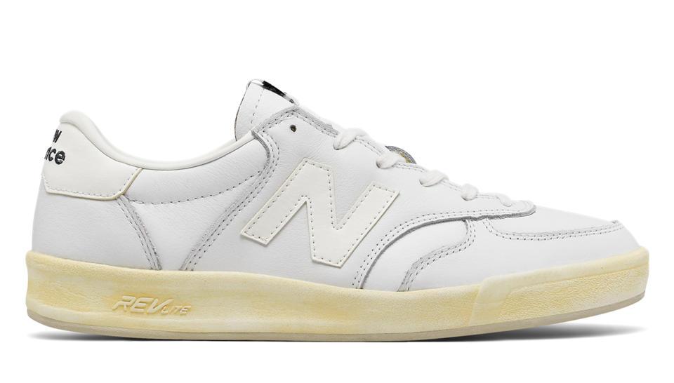 new balance 300 white