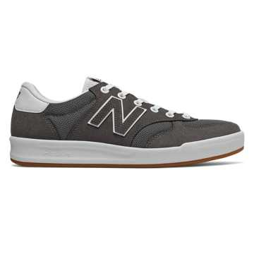 New Balance CRT300复古鞋 中性款 轻量中底 单宁风潮, 麻灰色
