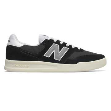 New Balance 300, Black with White