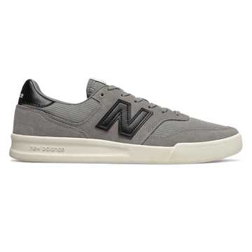 New Balance 300, Grey with Black