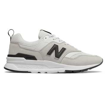 New Balance 997H, White with Black