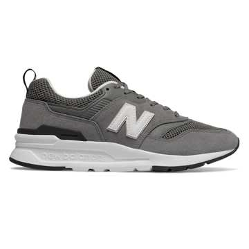 New Balance 997H, Castlerock with White