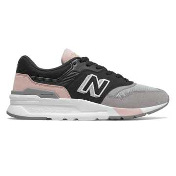 New Balance 997H, Black with Smoked Salt